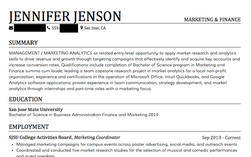 Superb How To Write An Impressive Resume Throughout How To Write An Impressive Resume